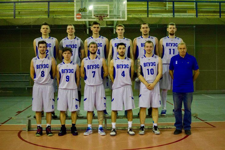 Станислав Герасимов, капитан баскетбольной команды ВГУЭС: «23 победы – не предел!»