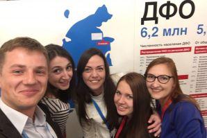 Волонтеры ВГУЭС: Форум «Сообщество» придал новый импульс социальной активности молодежи