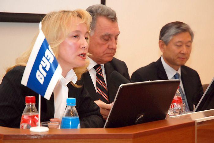 Роль глобализации в Азиатско-Тихоокеанском регионе обсудили на международной конференции во ВГУЭС