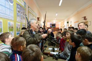 Посещение бригады Воздушно-десантных войск в г.Уссурийске