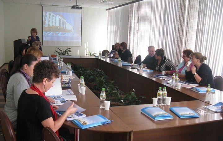 На выездном заседании Ученого совета ВГУЭС в Находке были намечены пути дальнейшего развития филиала ВГУЭС