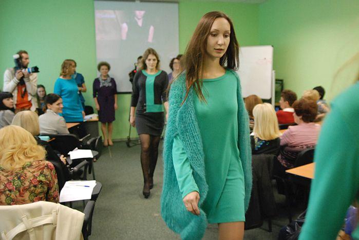 Тренд-конференция во ВГУЭС: минимализм снова в моде