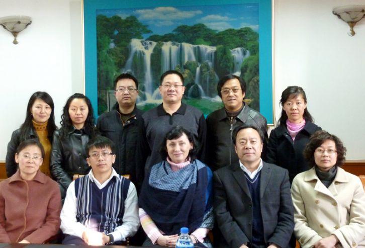Преподаватели ВГУЭС в рамках обменных программ читают лекции в Харбине.