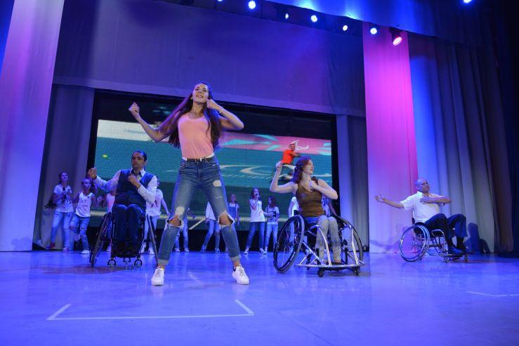 Дипломная работа студентки ВГУЭС дала начало танцевальному проекту «Движение без границ»