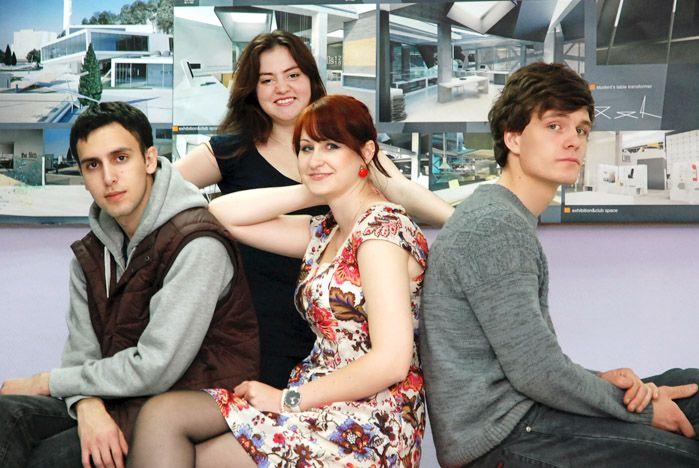Студенты-дизайнеры ВГУЭС собрали на конкурсе в Хабаровске полный комплект наград