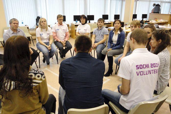 В мае во ВГУЭС стартует обучение волонтеров Игр Сочи