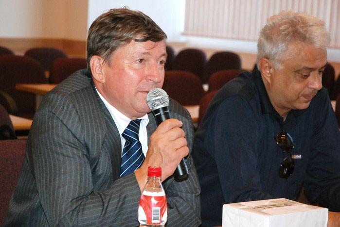 Проблемы экономики Приморья обсудили в Институте международного бизнеса и экономики ВГУЭС