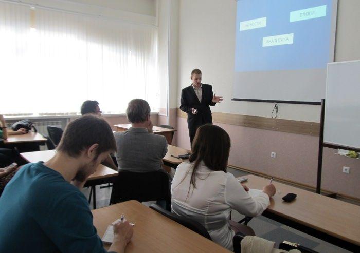 В Инновационном бизнес-инкубаторе ВГУЭС прошла презентация проекта нового резидента