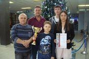 Подведение итогов Чемпионата Приморского края по картингу