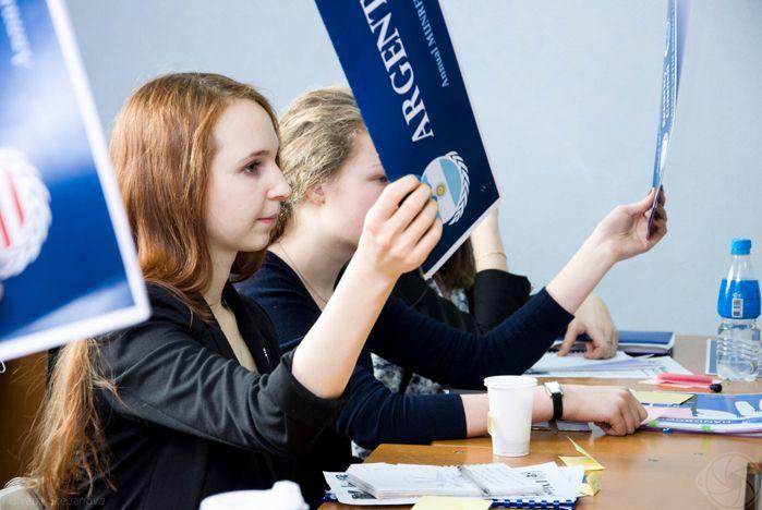 Во ВГУЭС прошла конференция «Модель ООН на Дальнем Востоке»