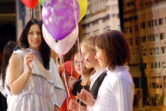 Учащихся Академического колледжа ВГУЭС посвятили в студенты и лицеисты