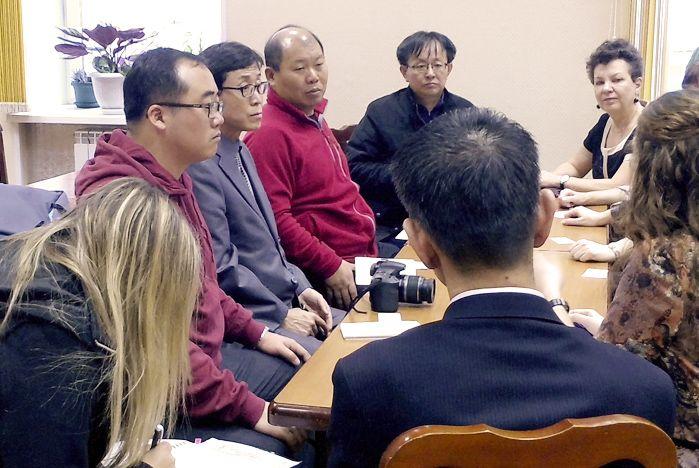 Кафедра туризма и гостинично-ресторанного бизнеса ВГУЭС сотрудничает с туристскими организациями Республики Корея