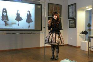 Субкультурная мода Японии была представлена  в музее ВГУЭС