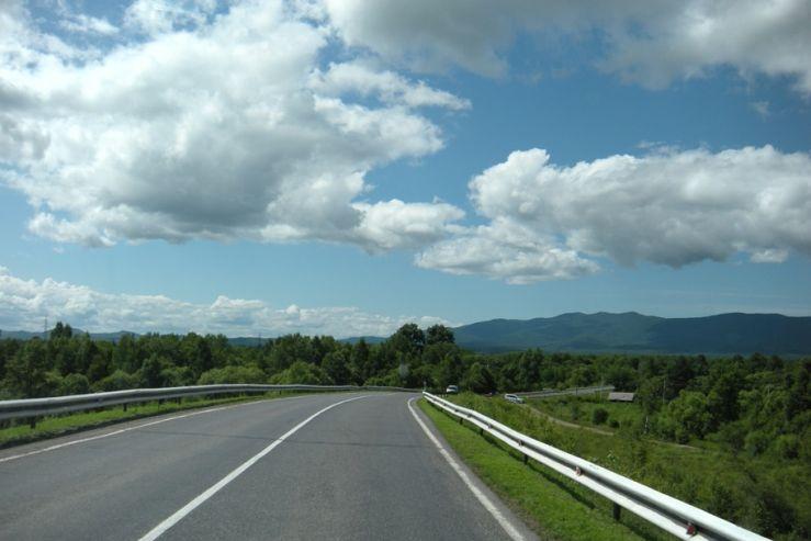 Автопробег ВГУЭС-2010, день пятый: пройдено 4 тысячи километров!