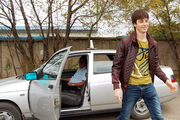 Студенты ВГУЭС сдали «АвтоЗачёт»