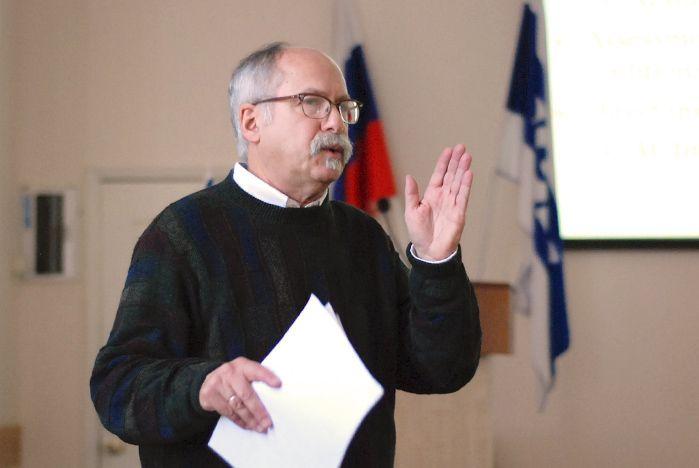 Роб Данин поделился опытом личностно-ориентированного подхода в обучении иностранному языку