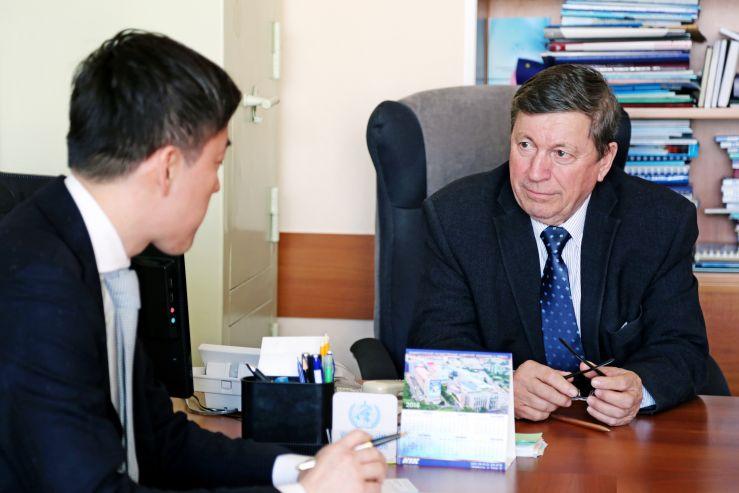 Эксперт ВГУЭС дал экономическую оценку Приморья для «Киодо Цусин»
