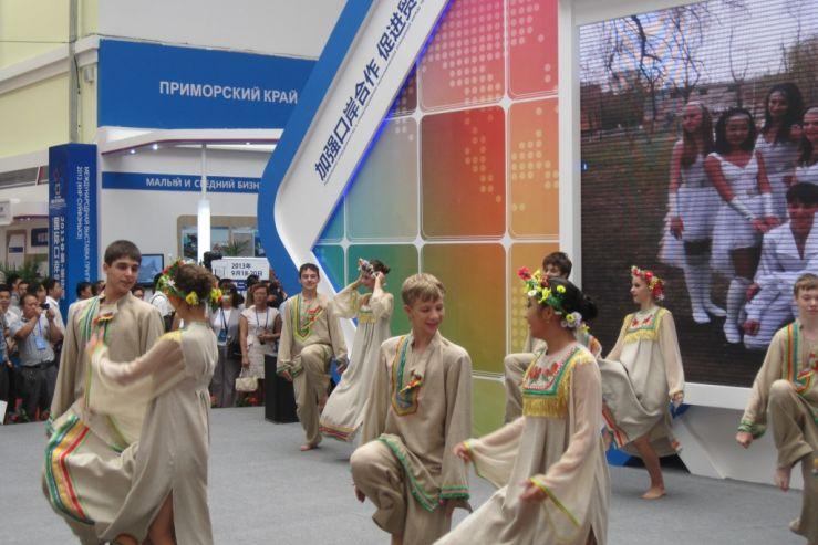 Турцентр ВГУЭС - участник международной выставки