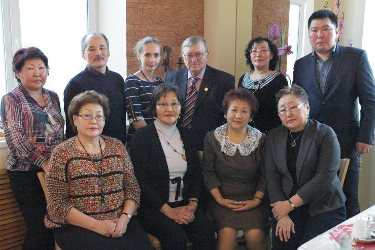Делегация из Якутии посетила ВГУЭС в г. Артёме