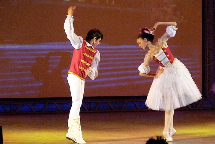 Студия классического балета ШИОД – лауреат VIII международного фестиваля хореографического искусства АТР