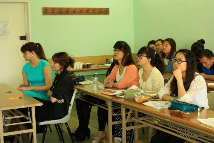 Конференция молодых ученых показала широту их научных интересов