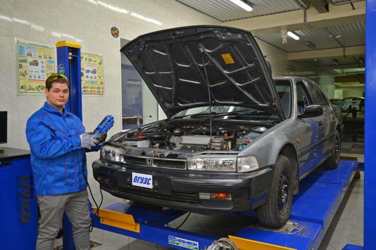 Институт транспорта и логистики ВГУЭС: материальная база для обучения по транспортным специальностям на Дальнем Востоке – только у нас!