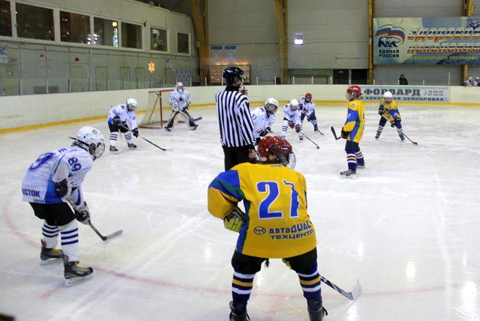 Во Владивостоке прошли Зимние Олимпийские старты