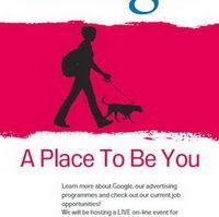 Онлайн-семинар «Рекламный бизнес и карьера в Google»