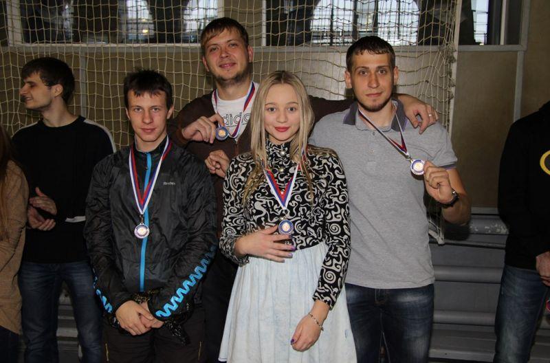 Бронзовые призеры