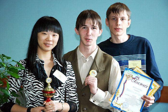 Студенты ВГУЭС – призеры Всероссийской студенческой олимпиады по товароведению и экспертизе товаров