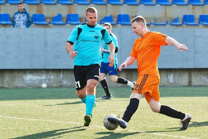Во ВГУЭС проходит футбольный турнир «Чемпионская весна»
