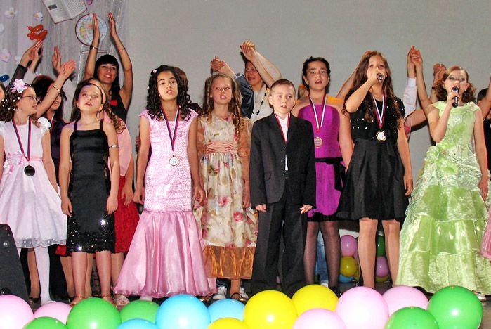 Ученики Европейской прогимназии ВГУЭС получили свои первые «Ники»