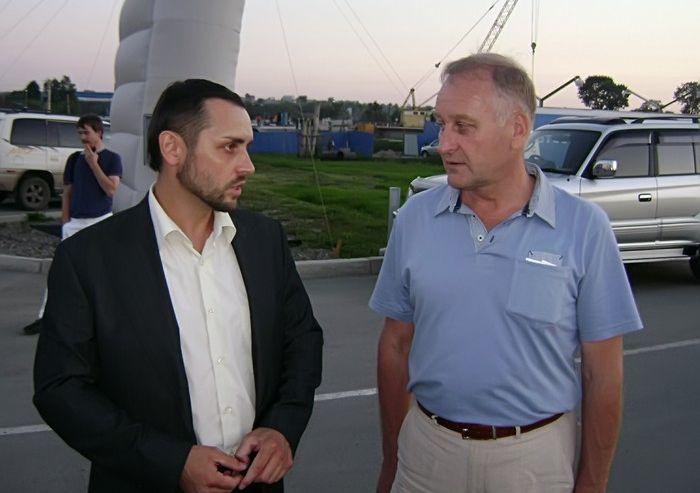 Ректор ВГУЭС и директор представительства компании «Ниссан» обсудили возможность работы выпускников университета в приморском представительстве