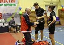 Команда бадминтонистов ВГУЭС победила в первом круге чемпионата России