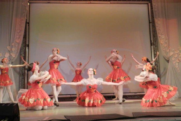 Студии классического балета ШИОД присвоено звание «Образцовый коллектив любительского художественного творчества»