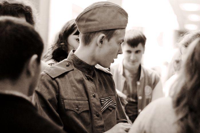 Во ВГУЭС празднуют День Победы