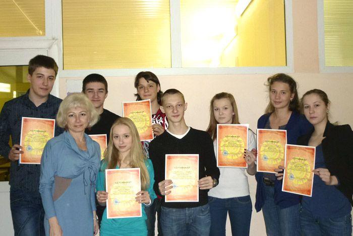 Учащиеся Академического колледжа ВГУЭС дали свою оценку современной молодёжи