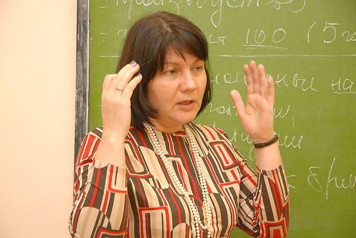 Директор филиала компании «AVANTA Personnel» Марина Железнякова: «Не потратьте годы учебы впустую»
