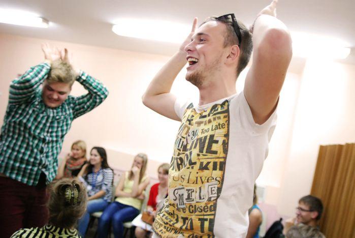 Волонтеры Игр Сочи учатся во ВГУЭС (фото, видео)