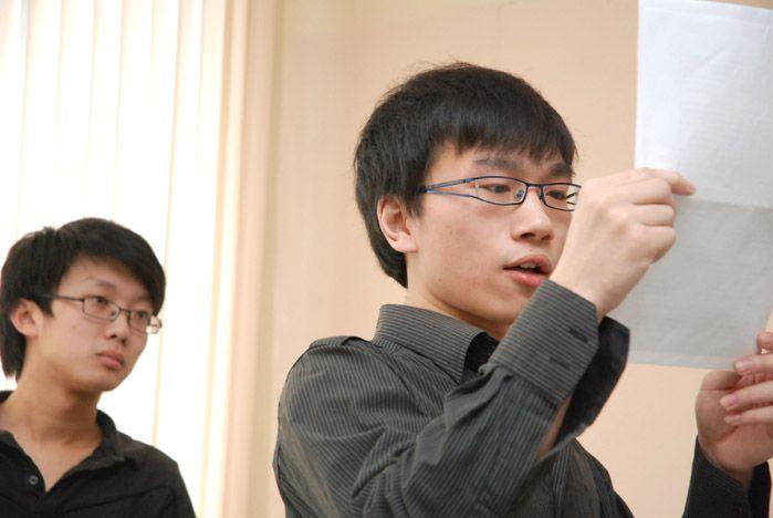 Иностранные студенты ВГУЭС любят творчество русских поэтов и корейские сказки