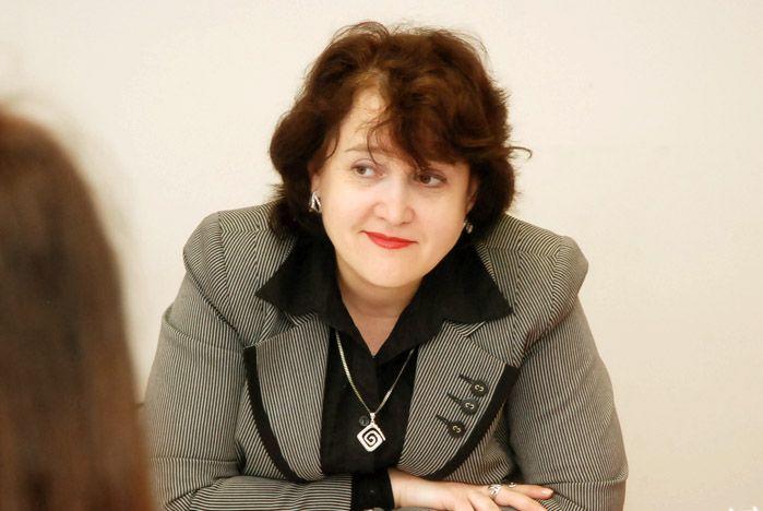 Проректор по учебной работе ВГУЭС Ирина Черная: Каждый второй пятикурсник учится у нас по индивидуальному графику