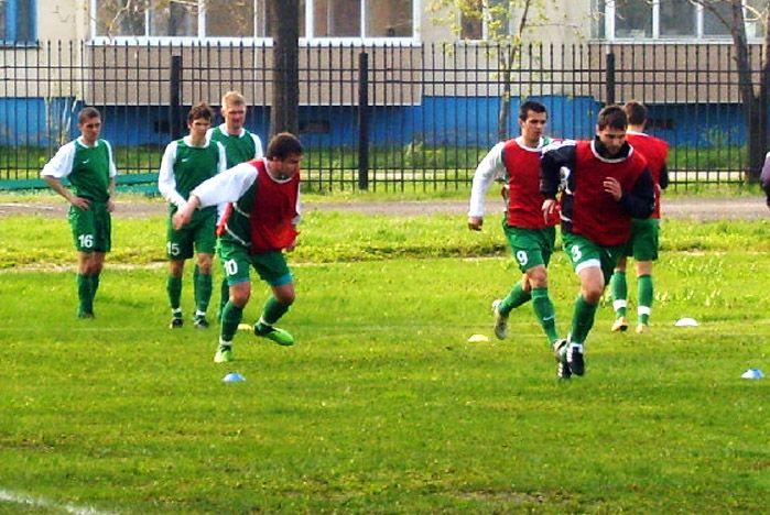 Чемпионат Приморья по футболу: «Юность ВГУЭС» идет без поражений