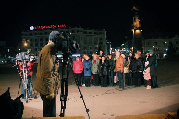 Студенты кафедры культурологии ВГУЭС задали вопрос Алле Пугачевой
