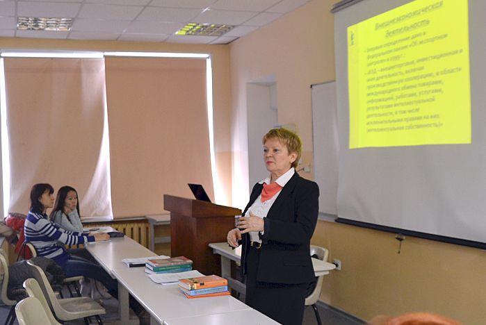 Серия мастер-классов лучших преподавателей ВГУЭС проходит в университете
