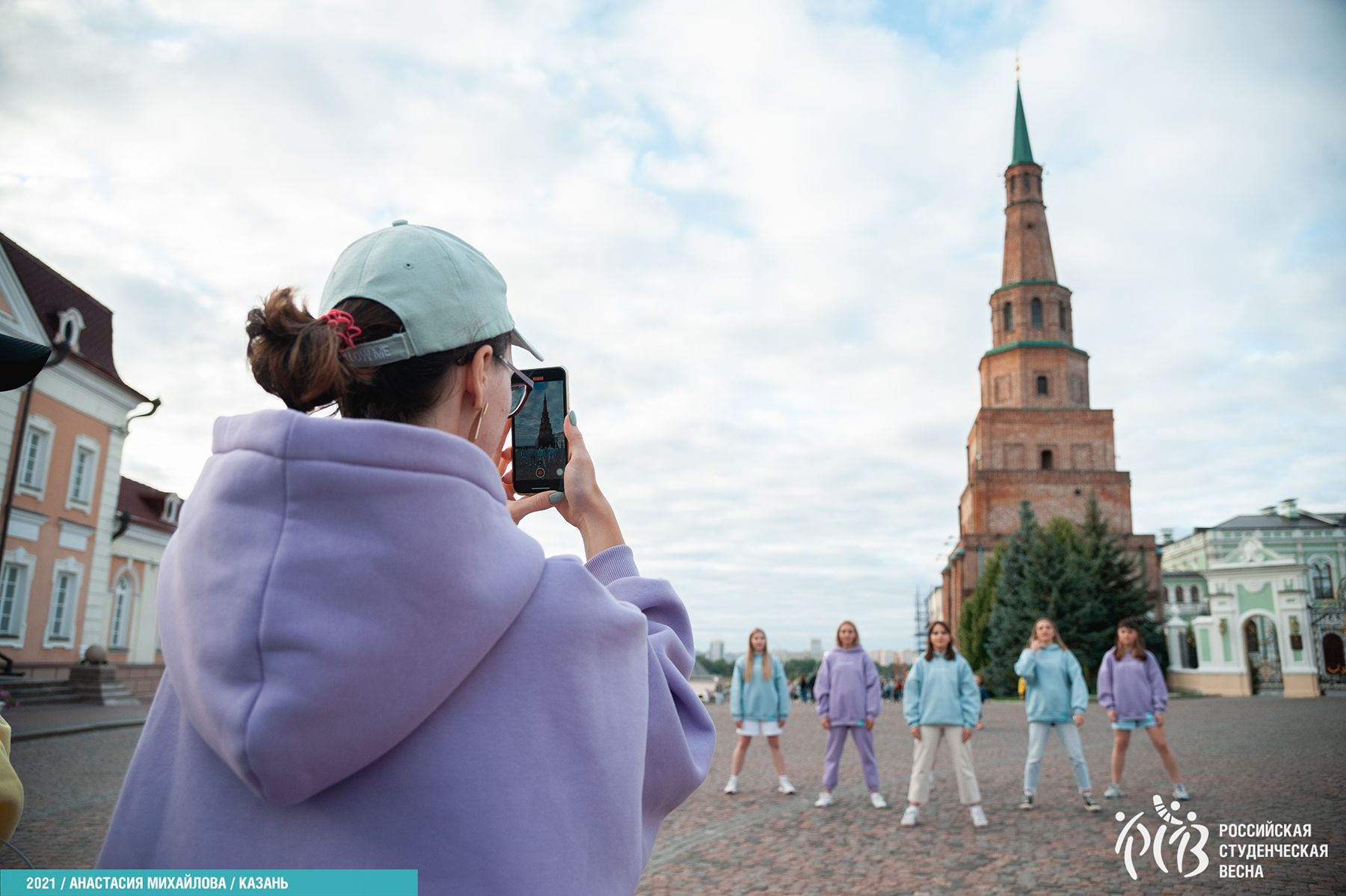 Студентки ВГУЭС стали участницами Гастрольного тура победителей «Российской студенческой весны»