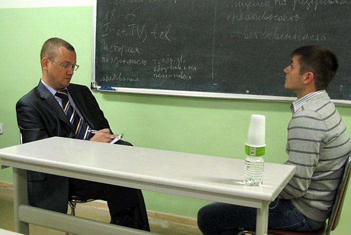 На собеседовании с работодателем студенты ВГУЭС показали себя молодцами